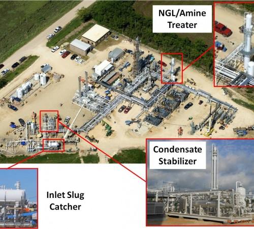 Gas Plant Expansion